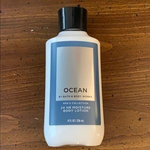 Bath and Body Works Men's Ocean Lotion